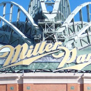 My team is playing at Miller Park in 2020